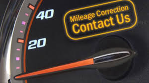 Mileage Correction