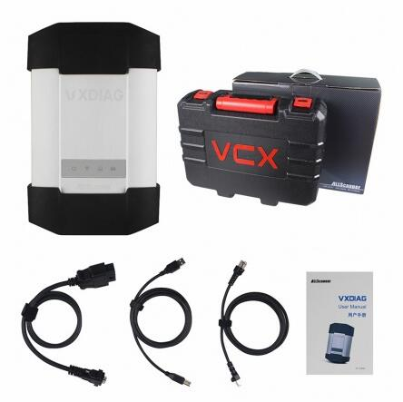 Vxdiag-Benz-C6-diagnostic-tool-Review