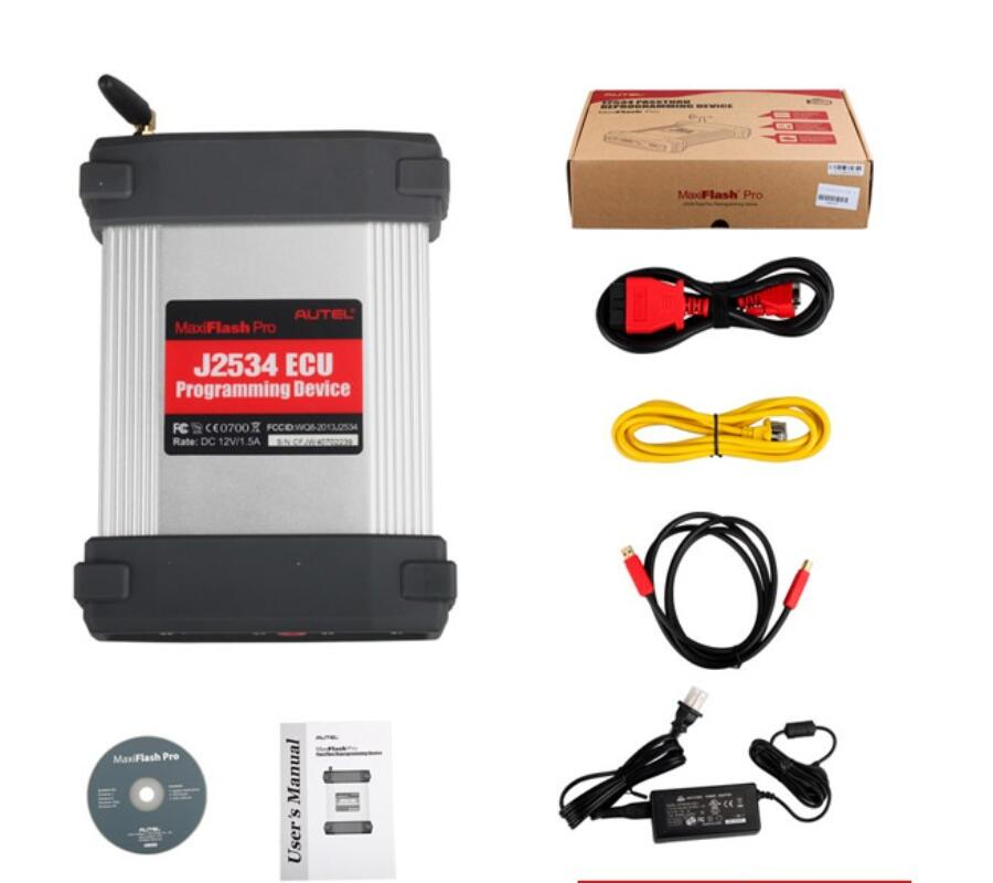 How-To-Use-Autel-MaxiFlash-Pro-J2534-ECU-Programming-With-Autel-Maxisys
