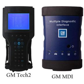 GM Tech2 VS GM MDI