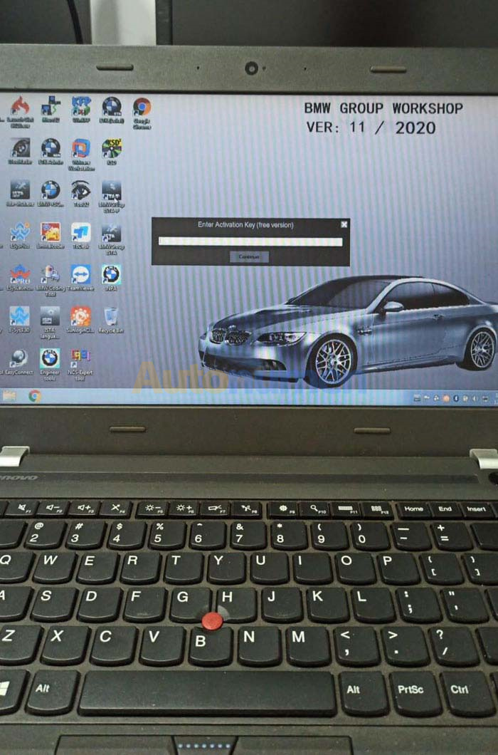 How to active BMW ICOM Next ISTA-P successfully-1