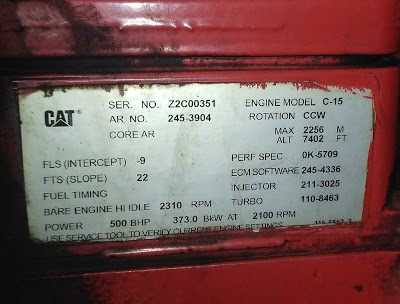 Name-Plate-on-Caterpillar-Engine-1