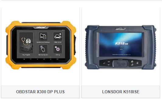Obdstar-X300DP-Plus-vs-Lonsdor-K518ISE