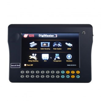 Digimaster 3 Odometer Correction