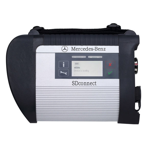 MB SD Connect Compact 4