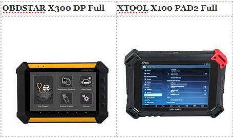 OBDSTAR-X300-DP-VS-XTOOL-X100-PAD