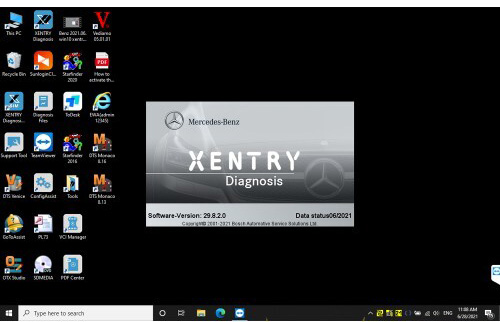 V2021.6-Xentry-DAS-win10-X64-version-Download-Setup-and-Activation-1