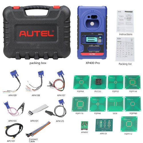 What's-new-of-Autel-XP400-Pro