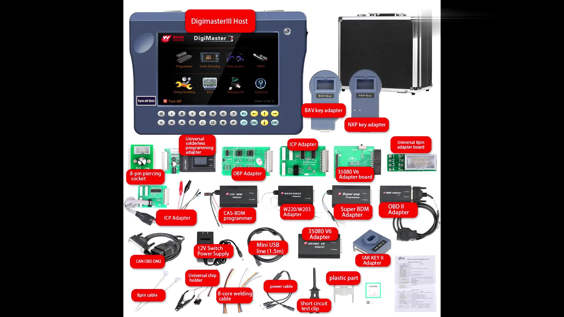 Digimaster-3-Cluster-Calibration-Tool-Unboxing-Review-13