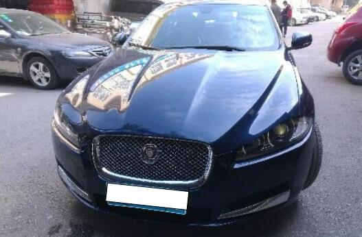 2013 Jaguar XF Engine