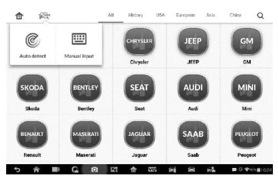How-to-Use-Autel-IM608-to-Identify-Vehicle-1
