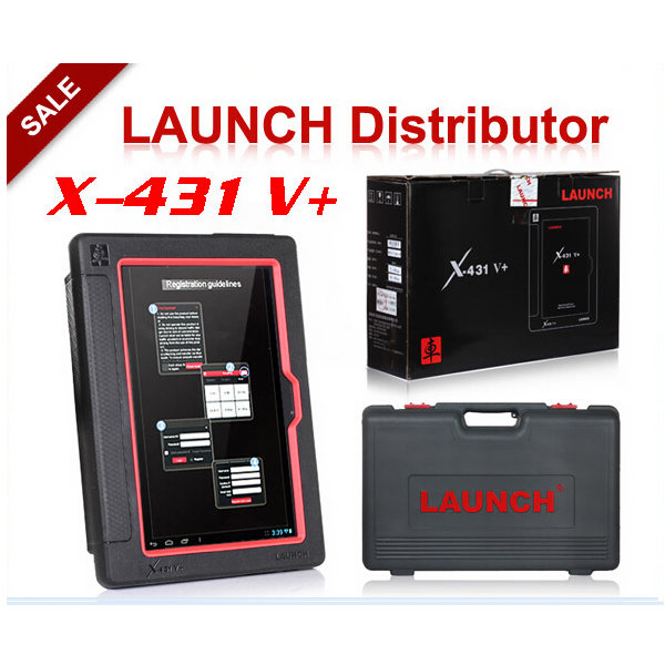 The difference between LAUNCH X431 V+ and LAUNCH X431 V