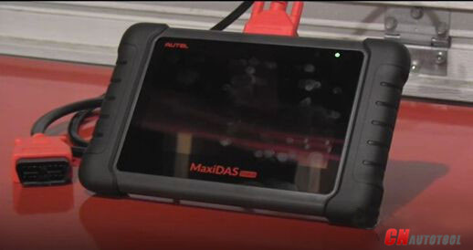 AUTEL MaxiDAS DS808 Review: AUTEL DS808 diagnose Honda Ridgeline