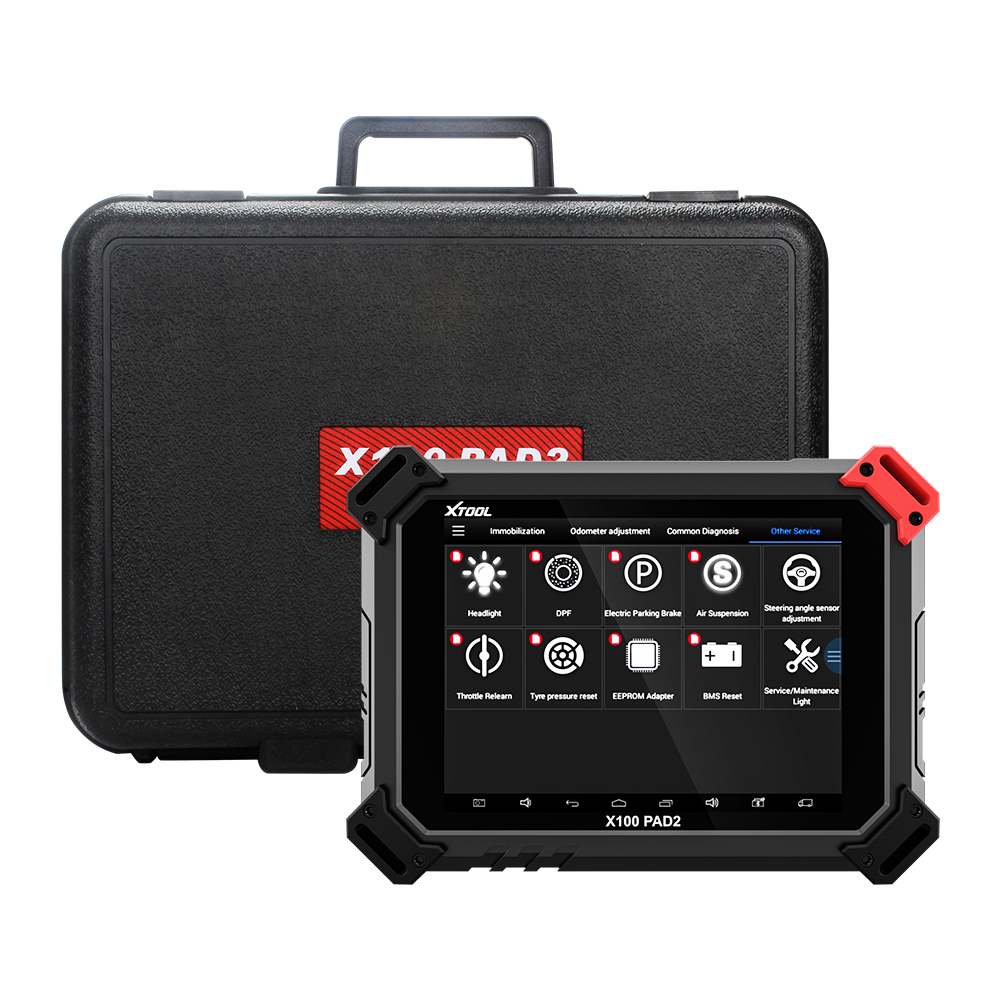 How to use Xtool X-100 PAD2 read VW pin with success