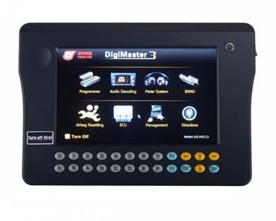 Digimaster - 3 - Program - Key - to - BMW - by - 9S12 - Adapter - 1