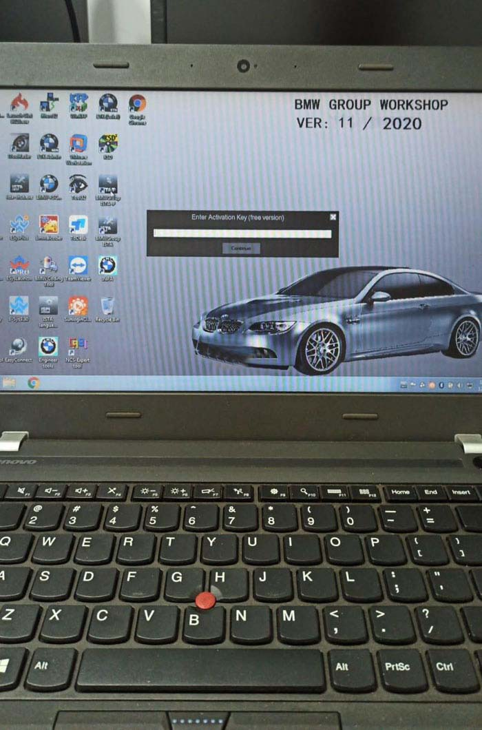 6.How to active BMW ICOM Next ISTA-P successfully-1
