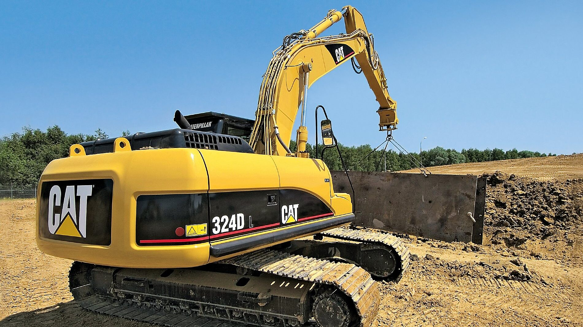 Caterpillar-320D-Low-Power-with-Engine-Black-Smoke-Repair