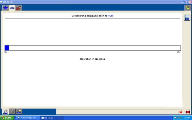 Ford-VCM2-IDS-V101-Unable-Connect-Ford-PCM-Solution-1