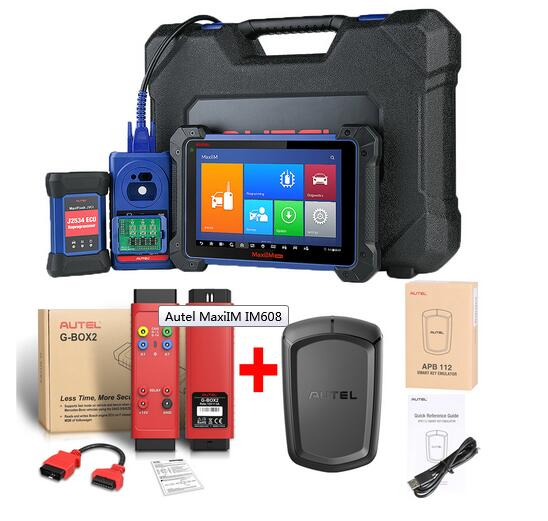 Autel - MaxiIM - 608 - to - Detect - Vehicle - Remote -000-0- 1