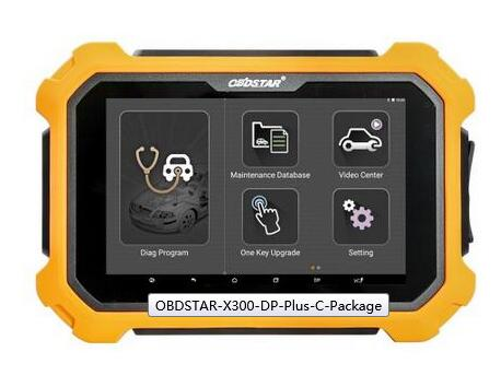 OBDSTAR - X300 - DP - Plus -  C - Package  - 1