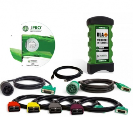 JPRO Professional Heavy Truck Diagnostic Scanner Tool