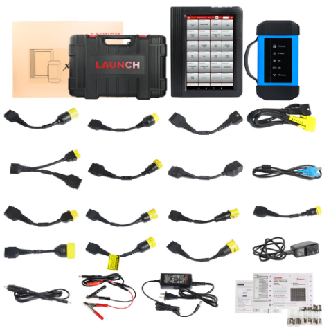 Launch X431 V plus HD 3 Diesel Heavy Duty Truck Scan Tool