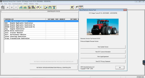 New Holland Electronic Service Tools-2