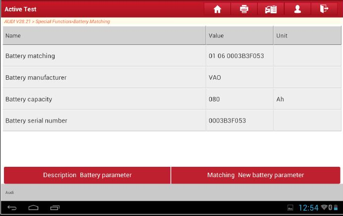 How-to-Use-Launch-X431-V-pro-to-Register-Battery-for-Audi3323