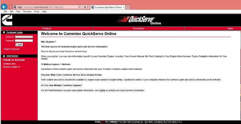 Cummins-QuickServe-Online-to-Downlaod-ECM-Calibrations-2