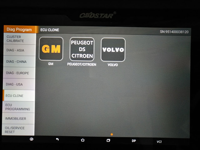 OBDSTAR-DP-Plus-Volvo-GM-PSA-ECU-Clone-List-1