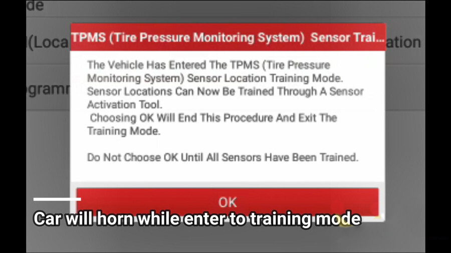 Ford-Mustang-2017-TPMS-relearn-procedure-with-LAUNCH-X431-TSGUN-13