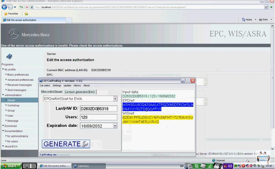 How-to-activate-Star-C3-diagnostic-DAS-and-Xentry-10
