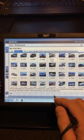How-to-use-Mercedes-Benz-SDS-Star-Diagnostic-machine-4