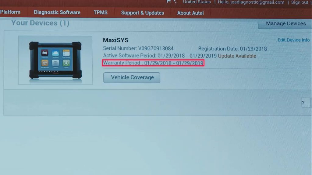 How-to-Register-Autel-MaxiSys-ID-and-Update-Autel-Software-4