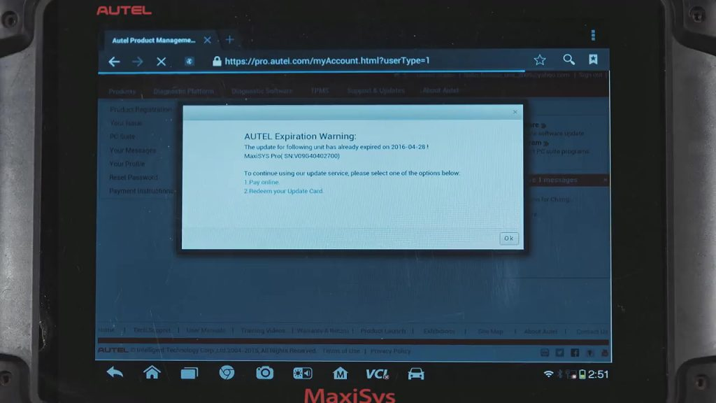 How-to-Register-Autel-MaxiSys-ID-and-Update-Autel-Software-9